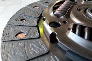 Ремонт легковых дисков сцепления